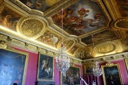 Потолки и декор Версальского дворца — фото 10