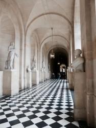 Потолки и декор Версальского дворца — фото 24