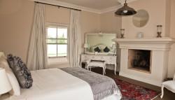 Спальня в Хоксмур Хаус в Стелленбосе