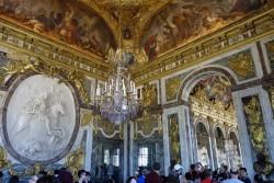 Потолки и декор Версальского дворца — фото 8