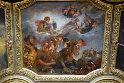 Потолки и декор Версальского дворца — фото 17