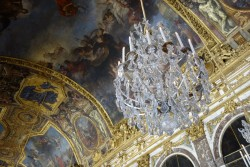 Потолки и декор Версальского дворца — фото 14