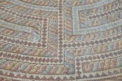 Мозаичный пол в Доме Тесея — фото 1