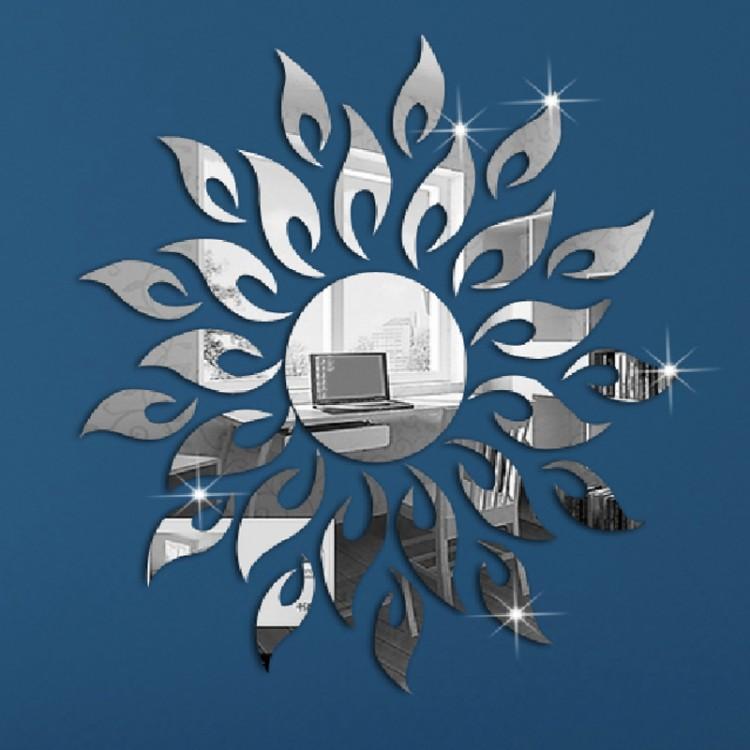 Акриловое зеркало в форме солнца. Купить на Aliexpress.