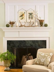 Красивый камин для вашего дома, портал, имитация