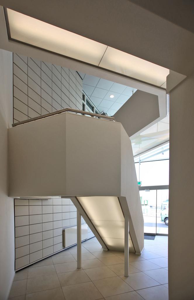 Подвесной потолок в Anker — фото 3