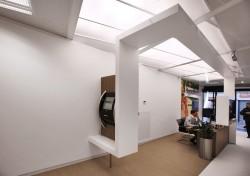 Подвесной потолок в Rabobank  — фото 4