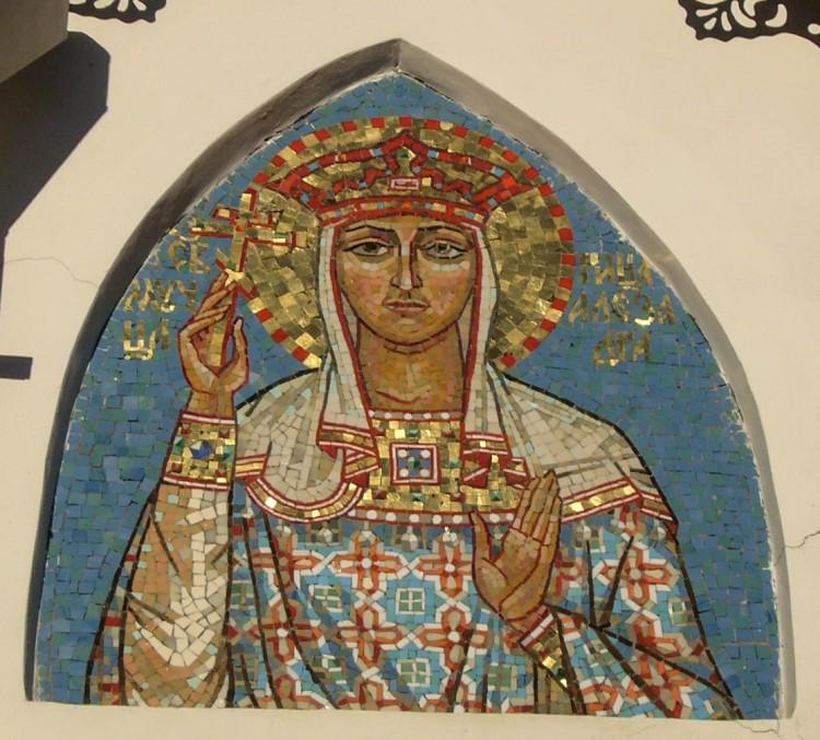 Феодоровский Государев Собор мозаика