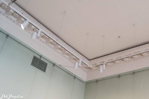 Потолки и декор в здании Главного штаба — фото 154