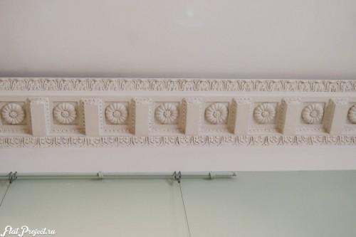 Потолки и декор в здании Главного штаба — фото 137