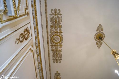Потолки и декор в здании Главного штаба — фото 155