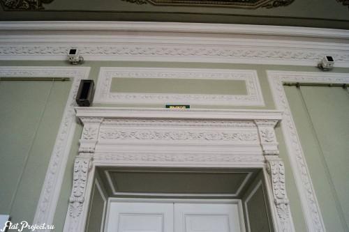 Потолки и декор в здании Главного штаба — фото 66