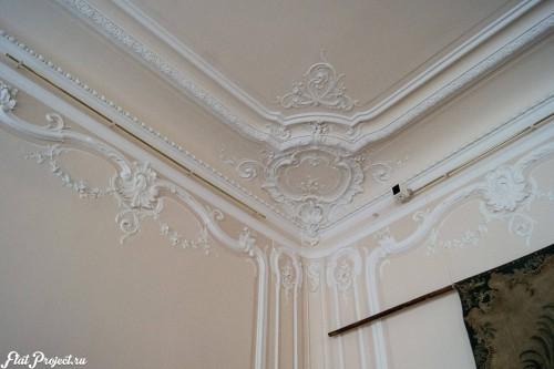 Потолки и декор в здании Главного штаба — фото 73