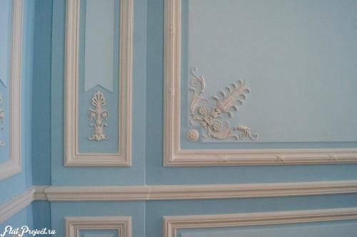 Потолки и декор в здании Главного штаба — фото 53