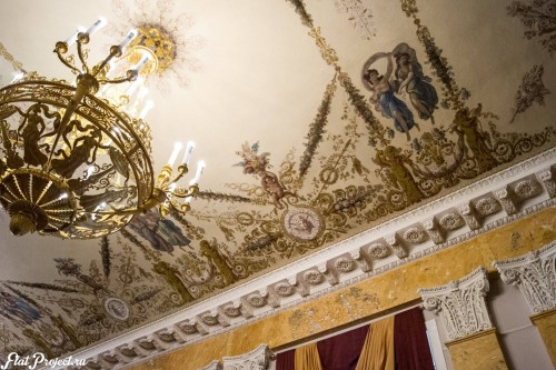 Потолки и декор в здании Главного штаба — фото 40
