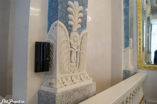 Потолки и декор в здании Главного штаба — фото 78