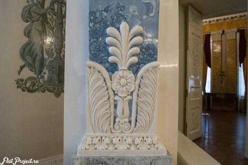 Потолки и декор в здании Главного штаба — фото 144
