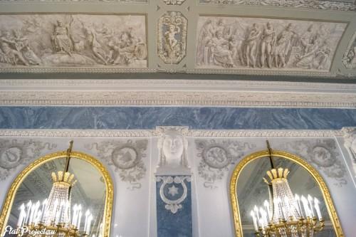 Потолки и декор в здании Главного штаба — фото 120