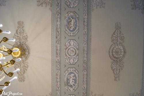 Потолки и декор в здании Главного штаба — фото 143