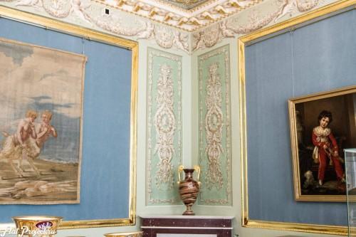 Потолки и декор в здании Главного штаба — фото 61