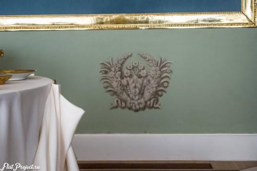 Потолки и декор в здании Главного штаба — фото 32