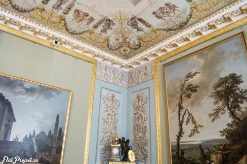 Потолки и декор в здании Главного штаба — фото 57