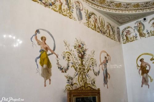 Потолки и декор в здании Главного штаба — фото 104