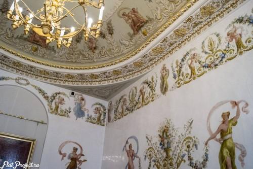 Потолки и декор в здании Главного штаба — фото 135