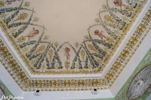 Потолки и декор в здании Главного штаба — фото 84
