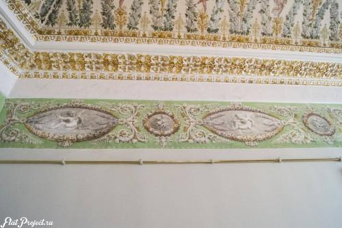 Потолки и декор в здании Главного штаба — фото 69