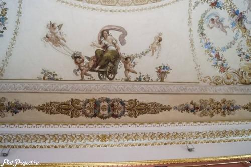 Потолки и декор в здании Главного штаба — фото 163