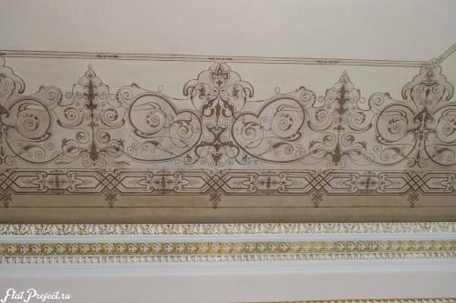 Потолки и декор в здании Главного штаба — фото 136