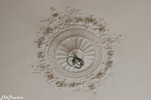 Потолки и декор в здании Главного штаба — фото 115