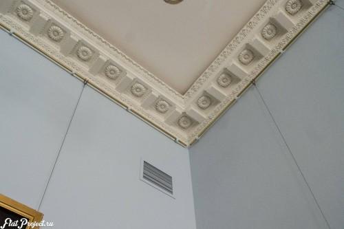 Потолки и декор в здании Главного штаба — фото 110