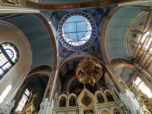 Декор Покровского собора в Гатчине — фото 1