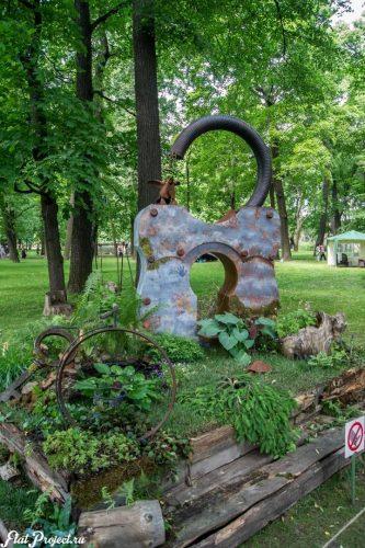 Императорские сады России IX — фото 77