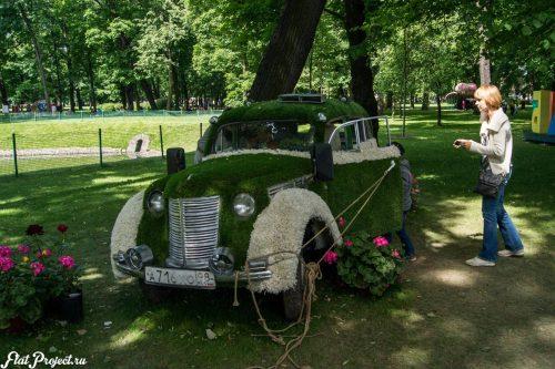 Императорские сады России IX — фото 108