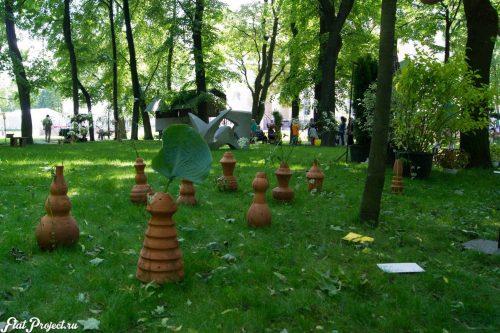 Императорские сады России IX — фото 117