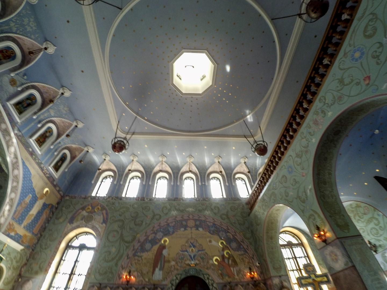 Декор церкви прп. Сергия Радонежского в Пушкине — фото 10