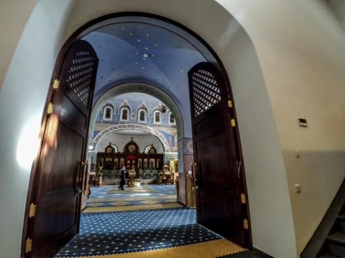 Декор церкви прп. Сергия Радонежского в Пушкине — фото 15