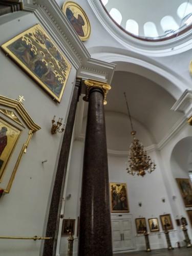 Декор Софийского собора в Пушкине — фото 3