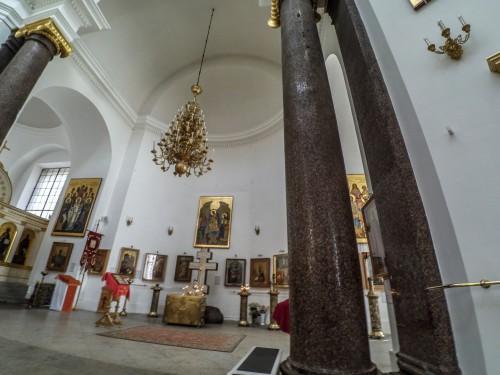 Декор Софийского собора в Пушкине — фото 4