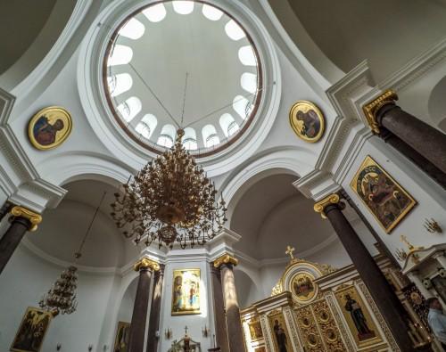Декор Софийского собора в Пушкине — фото 6