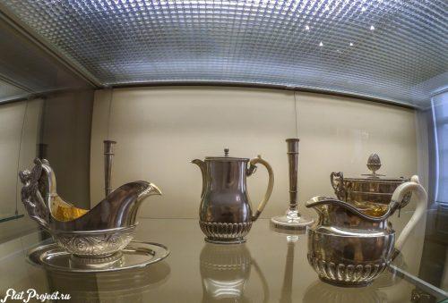 Старинная посуда — фото 12