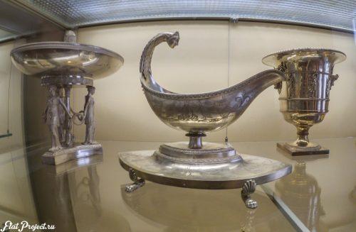 Старинная посуда — фото 104