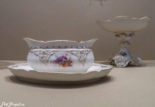 Старинная посуда — фото 73