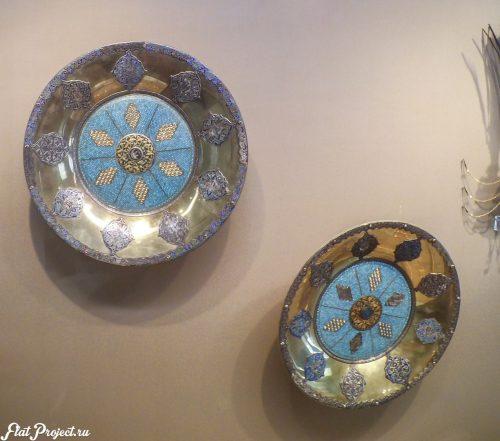 Старинная посуда — фото 79