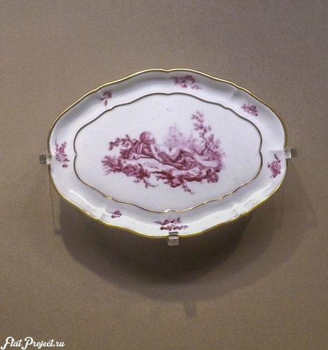 Старинная посуда — фото 102
