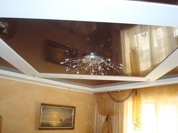 Натяжной потолок от Сириус