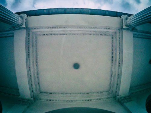 Лепной декор в Камероновой галерее в Царском селе — фото 3